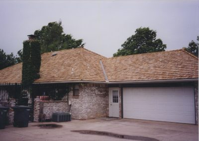 Wood Roofing